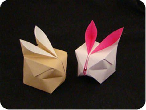 origami up bunny origami balloon bunny make origami