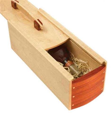 box plans woodworking gift wine box woodworking plan from wood magazine