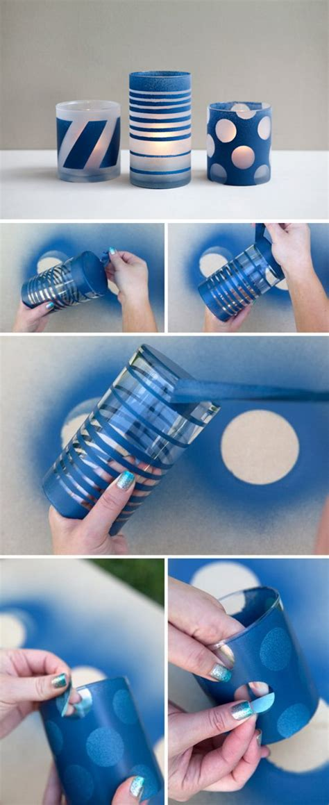 paint crafts for amazing spray paint project ideas to beautify your home