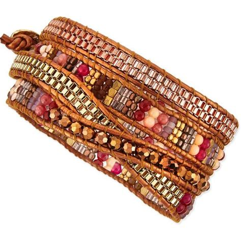 beaded wrap beaded wrap bracelet macrame