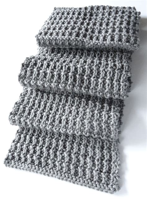 simple mens scarf knitting pattern ridge rib scarf 2 purl avenue