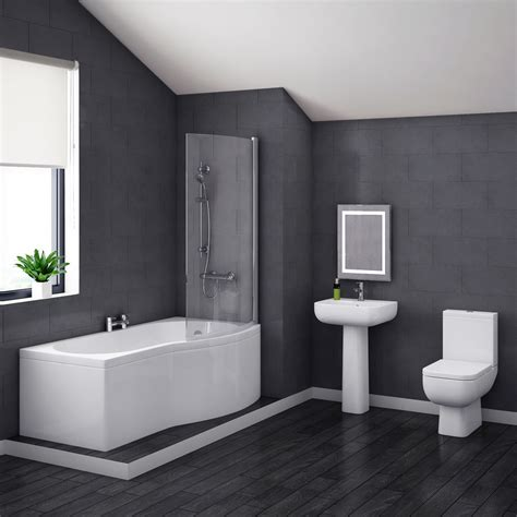 shower baths suites pro 600 modern shower bath suite at