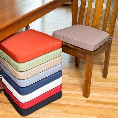 Slip Covers For Dining Room Chairs deauville 18x16 5 in dining chair cushion dining chair
