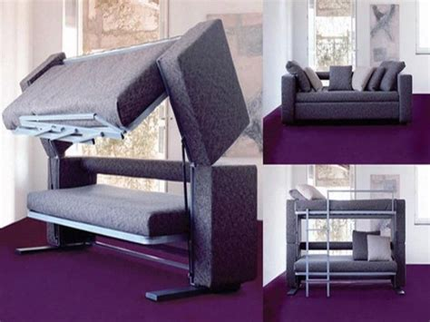 bunk beds with sofa 10 trendy bunk bed designs