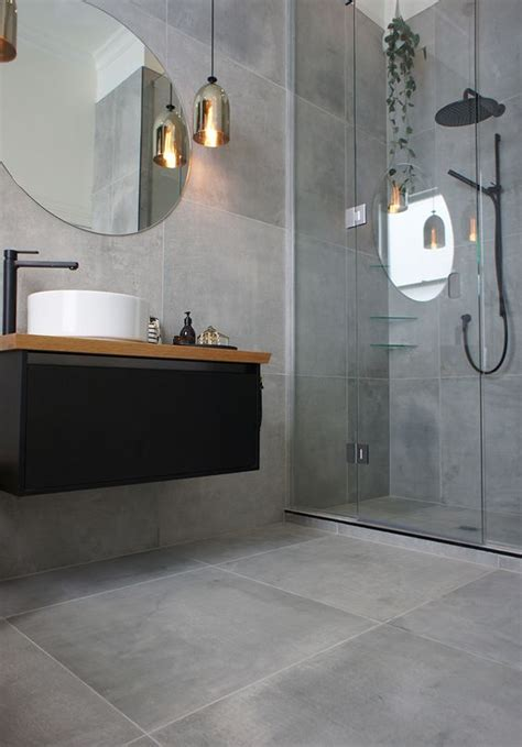 bathroom wall and floor tiles ideas 32 grey floor design ideas that fit any room digsdigs