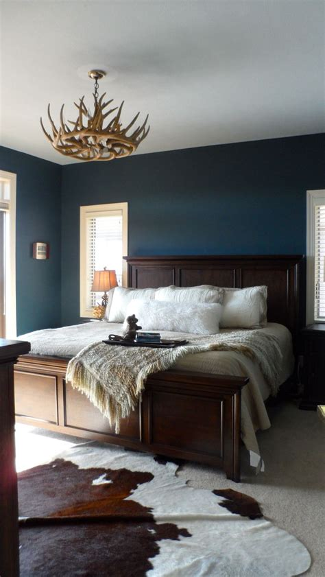 rustic paint colors for a bedroom 25 best ideas about blue master bedroom on