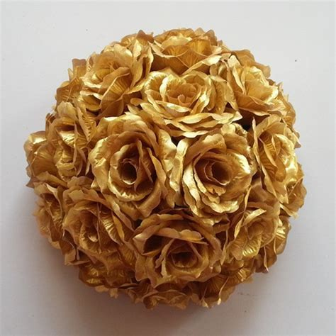 Popular Silk Rose Balls Buy Cheap Silk Rose Balls lots from China Silk Rose Balls suppliers on