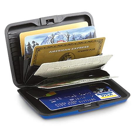 how to make a credit card wallet aluminum security credit card wallet 218244 wallets at