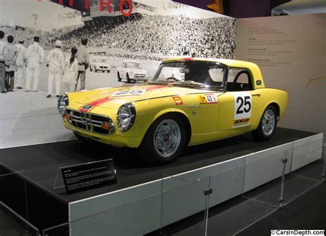 Honda Automotive by Honda S800 Rsc Automotive Of Fame Dearborn Mi