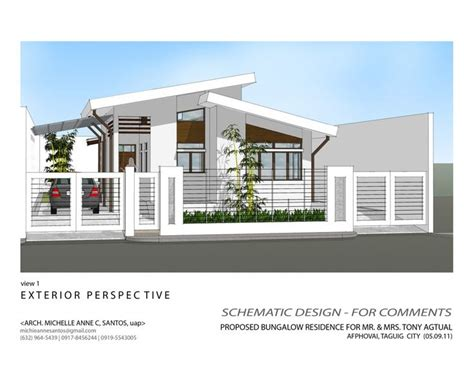 modern home design build best 25 modern bungalow house plans ideas on