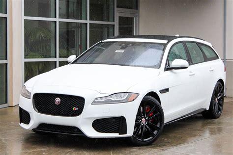 Jaguar Station Wagons by New 2018 Jaguar Xf Sportbrake S Awd Station Wagon In