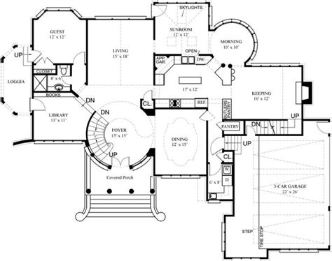 house plans and designs luxury 1 bedroom house plans luxury house floor plans and