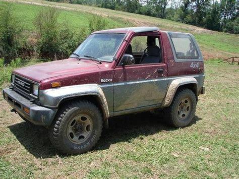 1990 Daihatsu Rocky by Klay08 1990 Daihatsu Rocky Specs Photos Modification