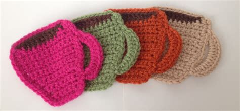 how to knit a shape for beginners 15 crochet coaster patterns inhabit zone