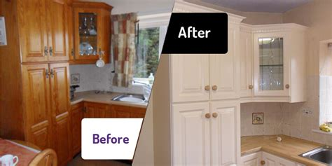 spray paint kitchen cabinets farrow and the kitchen facelift company the kitchen facelift