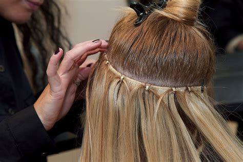 hair extensions using all about hair extensions