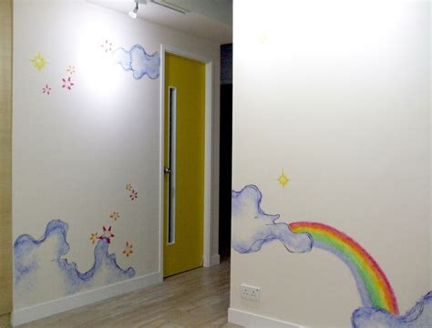acrylic paint on walls wall painting chanmaydoy
