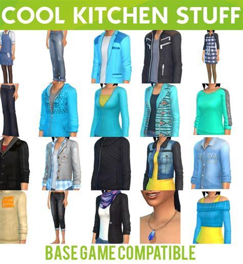 cool kitchen stuff base compatible cool kitchen stuff at sims