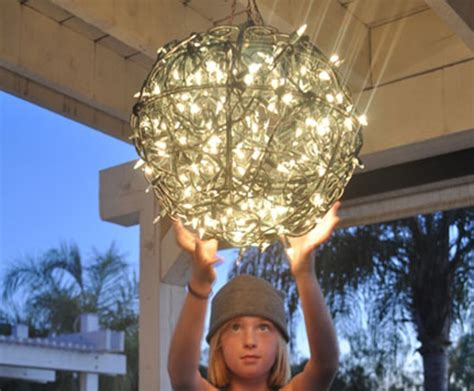 outside chandeliers out of the box ideas for outdoor decorating emily a clark