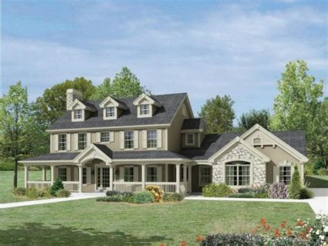 house plans with front and back porches house plans with porches front and back new floor plan