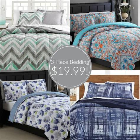 macys bedding macy s 3 bedding sets just 19 99