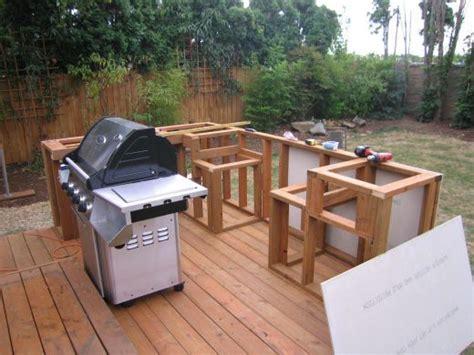kitchen island grill 25 best diy outdoor kitchen ideas on