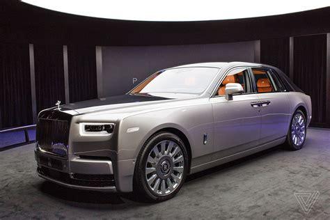 Roll Royce Phantom by The Rolls Royce Phantom Design Opens Doors For An Electric