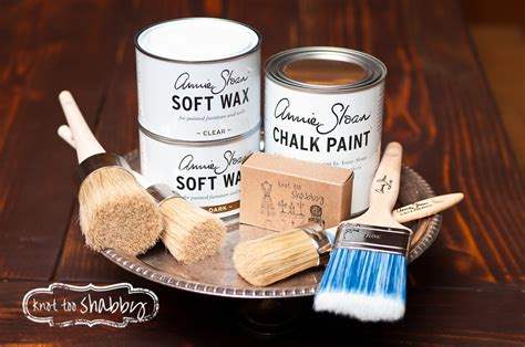 chalk paint kit deluxe starter kit for chalk paint 174 by sloan knot