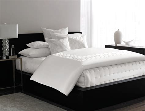 hotel bed frame hotel collection bedding finest embroidered frame