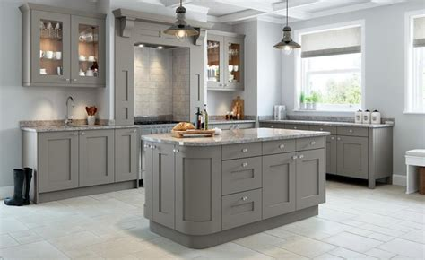 dove grey kitchen cabinets rivington bespoke painted kitchen in dove grey