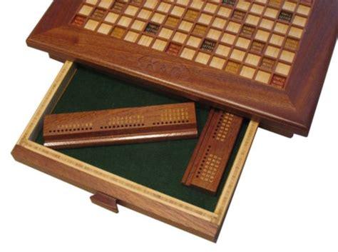 custom scrabble board custom wooden scrabble board by vancouver woodsmith