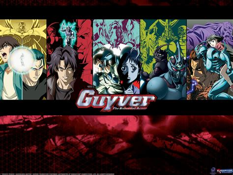 guyver the bioboosted armor guyver the bioboosted armor ethereal