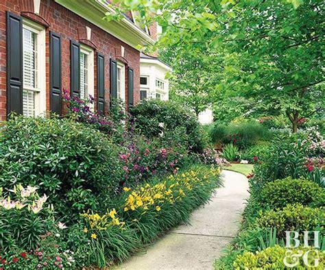 garden home house plans foolproof foundation garden plan