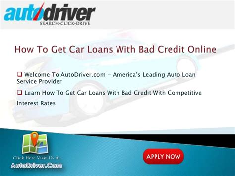 how to make a advance on a credit card how to get car loans with bad credit make auto loan