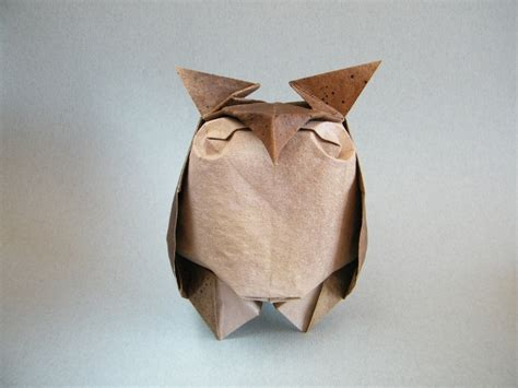 origami owl pattern if you give a hoot about origami then check out these owls
