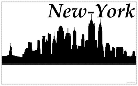 dessin noir et blanc new york partir 224 l 233 tranger