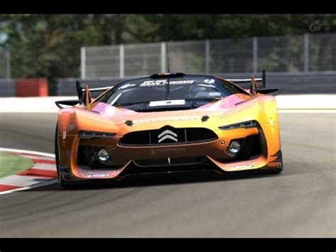 Citroen Race Car by Gt6 Gran Turismo Top Cars Gt By Citroen Race Car