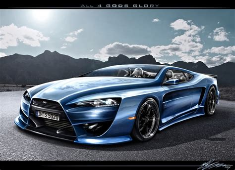 Car Wallpaper Tutorial by Awesome Photoshop Custom Cars By Richard Andersen