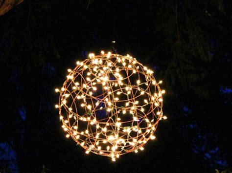 light sphere lighted spheres outdoor lighted mercury glass sphere at