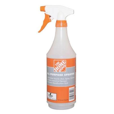 home depot paint spray bottle 32 oz all purpose spray bottles of 24 f80hd24