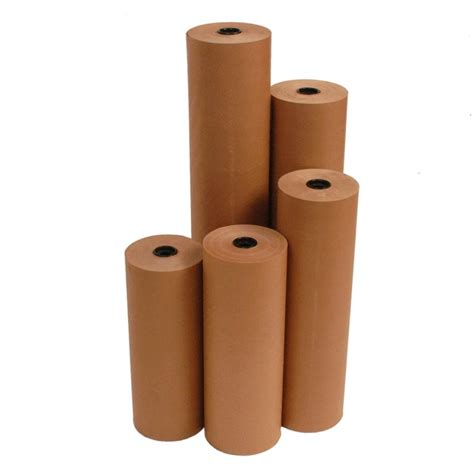brown craft paper rolls brown kraft roll 450mm wide wrapping paper