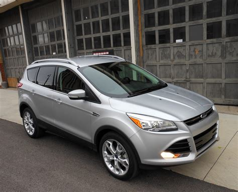 2013 Ford Escape Mpg by My 2013 Ford Escape Is Getting Gas Mileage Autos Post