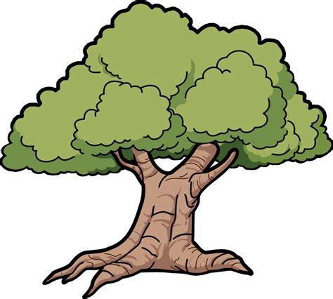 trees clipart tree6