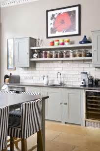 kitchen cabinets shelves ideas 22 ideas for styling open kitchen shelves brit co