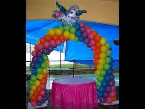 cool my cool my pony birthday ideas