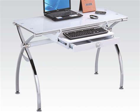 affordable modern desks cheap modern computer desk in wooden design