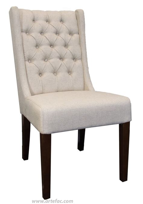 wing dining chairs leather dining room kitchen chairs sl 6800 tufted