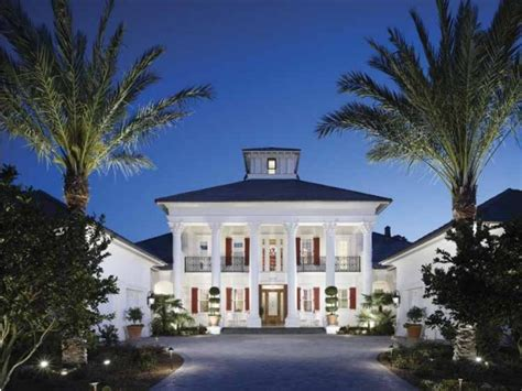 modern plantation homes plantation style house plans neoclassical home plans at