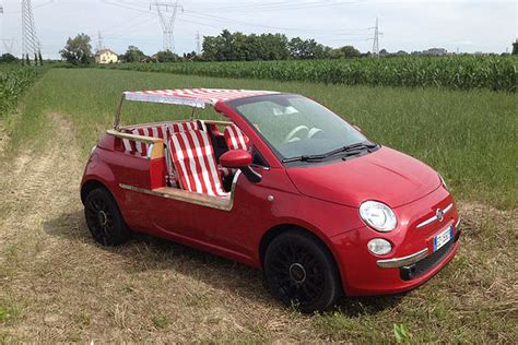 Fiat 500 Jolly by The Classic Fiat 500 Jolly Is A Comeback