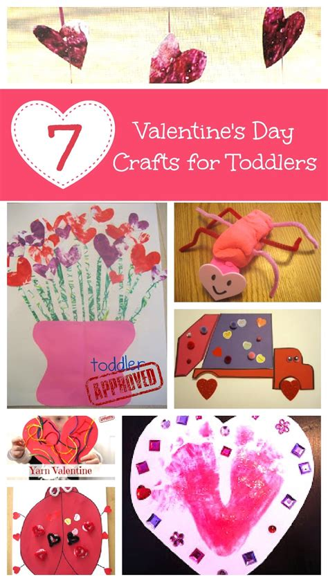 valentines arts and crafts for children s arts and crafts for s day toddlers